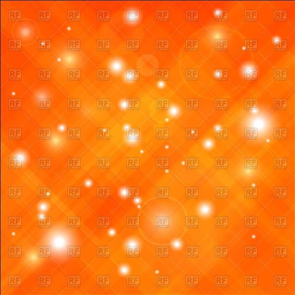 Sur le drapeau irlandais se trouve aussi de l'orange ! Et comme en français, la couleur et le fruit se disent de manière identique !