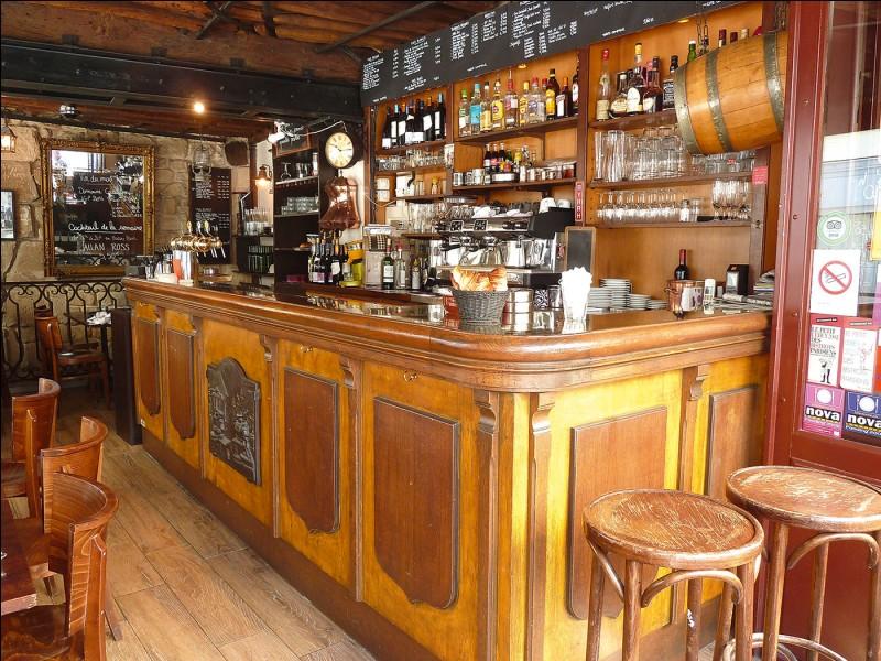 Et où boit-on des bières ? Dans un pub ! (avec modération)