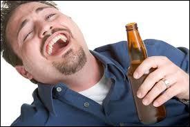 Oooh, j'ai bu trop de bière, je suis ivre ! (attention à ne pas prendre la voiture !) Comment dit-on ivre ?
