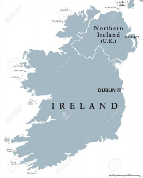 On commence ce quiz en se rendant en Irlande ! Comment les Irlandais appellent-ils leur pays ?