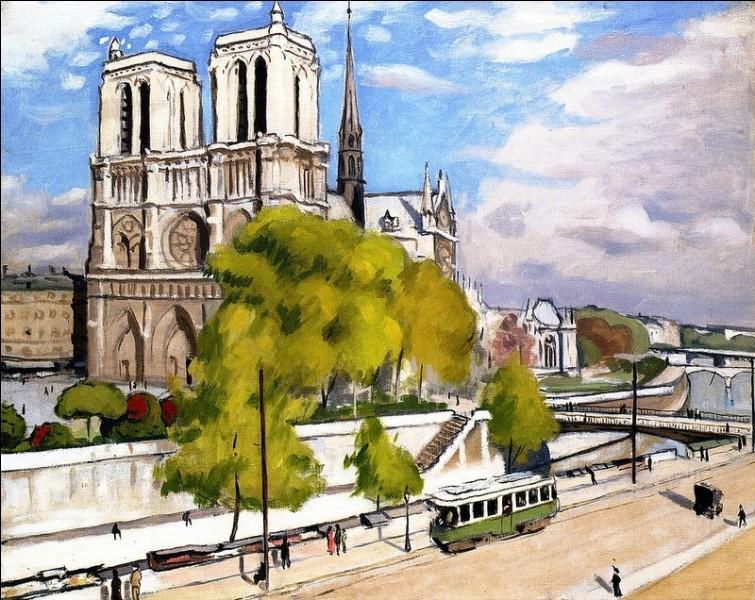"""Qui a représenté """"Notre-Dame de Paris"""" ?"""