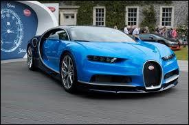 Quelle est la voiture la plus rapide en 0 à 100 k/h ?