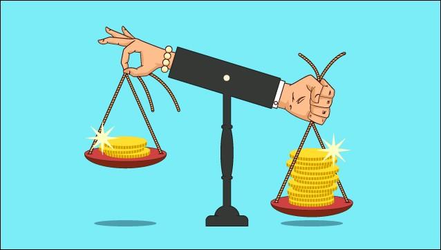 Quel est l'écart moyen de salaire entre un homme et une femme ?