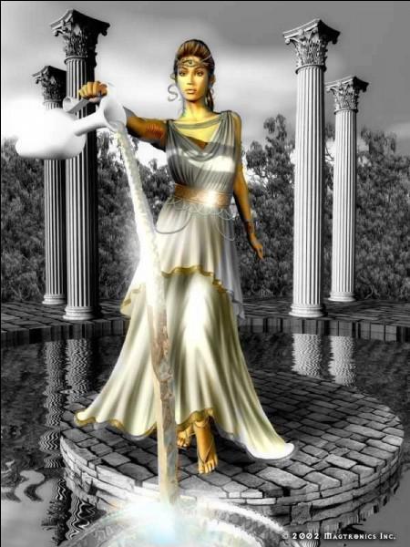 Qui était la déesse de l'amour et de la sexualité dans la mythologie grecque ?