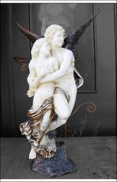 Qui était le dieu romain de l''amour ?
