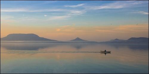 Quel est le plus grand lac de Hongrie ?