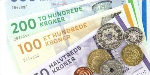 Quelle est la monnaie du Danemark ?