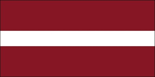 Riga est la capitale de la Lettonie.