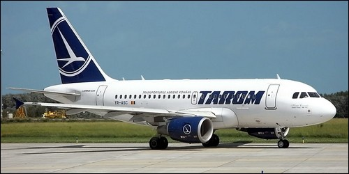 La compagnie nationale d'aviation Tarom est :