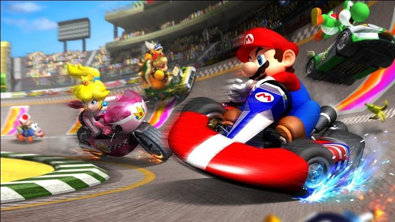 Mario Kart 9 existe-t-il ?
