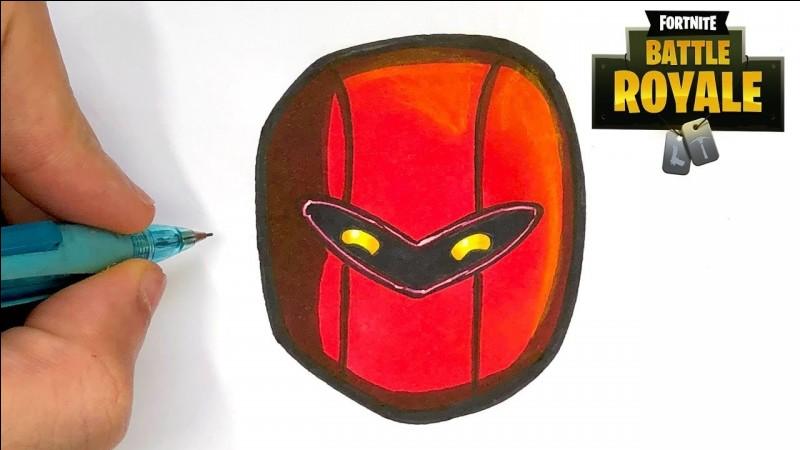 À qui appartient cette tête (personnage de Fortnite) ?
