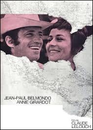 Quel film de Lelouch réunit Belmondo et Girardot ?
