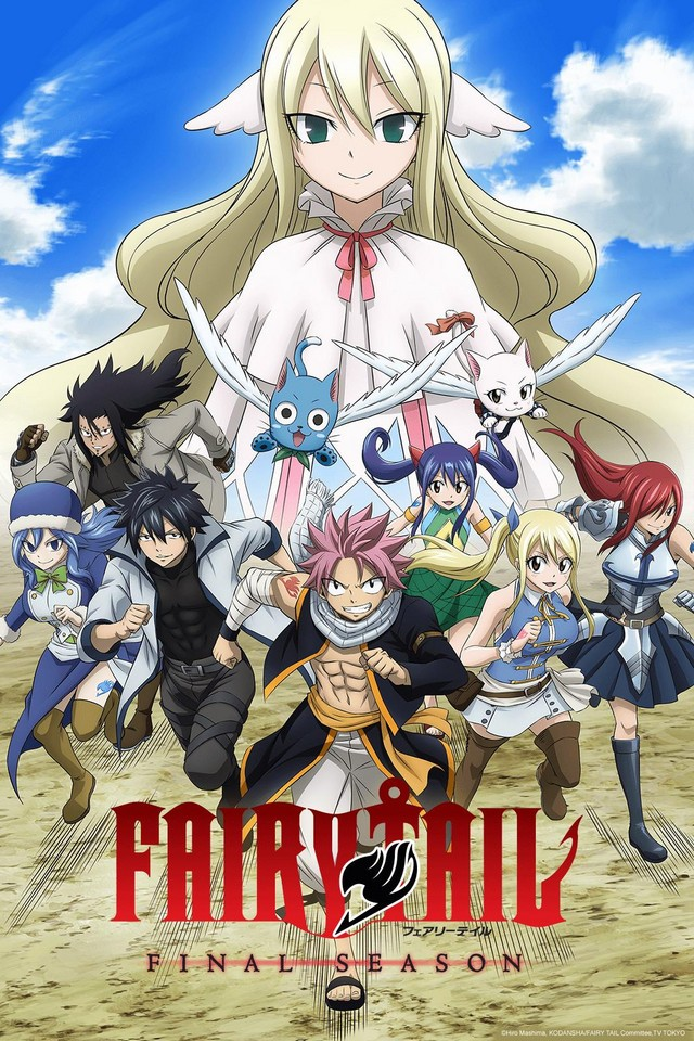 Fairy Tail - personnages