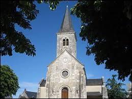 Ville Berrichonne, La Chapelle-Saint-Ursin se situe en région ...