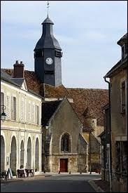 Village Icaunais, dans la région naturelle de la Puisaye, Lainsecq se situe en région ...