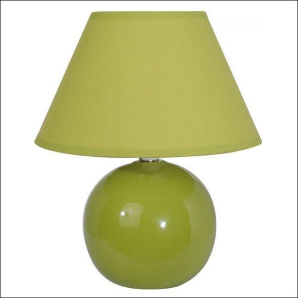 Combien y a-t-il de lampes vertes sur cette image ?