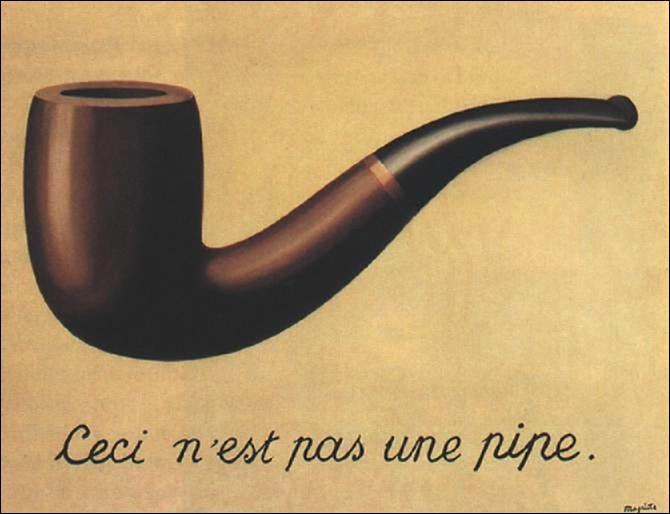 """Quel peintre a écrit sur l'un de ses tableaux : """"Ceci n'est pas une pipe"""" ?"""