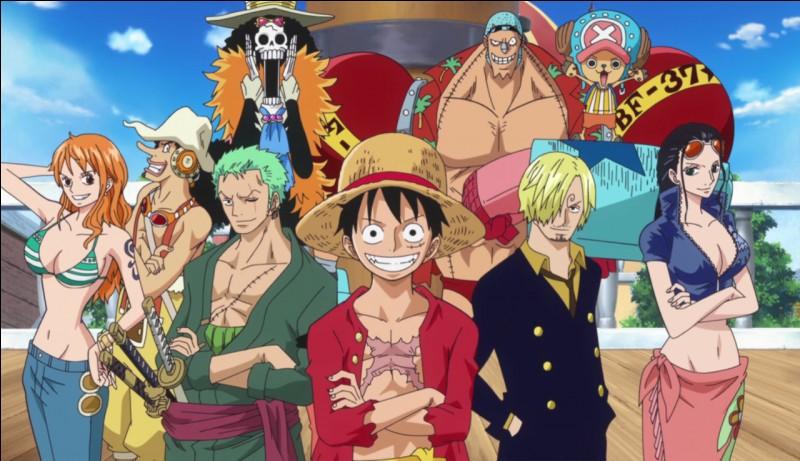 """Quel est le héros du manga """"One Piece"""" ?"""