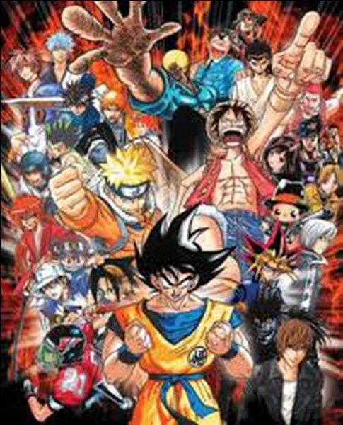 Pour commencer, le manga le plus connu d'Eiichirō Oda est :