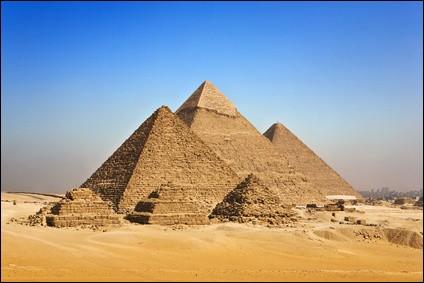 Quelle merveille du monde antique a été découverte à Gizeh ?