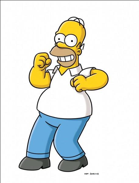 Quelle est la phobie d'Homer ?