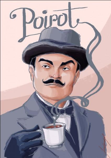 Hercule Poirot, le personnage de romans policiers d'Agatha Christie, est français.