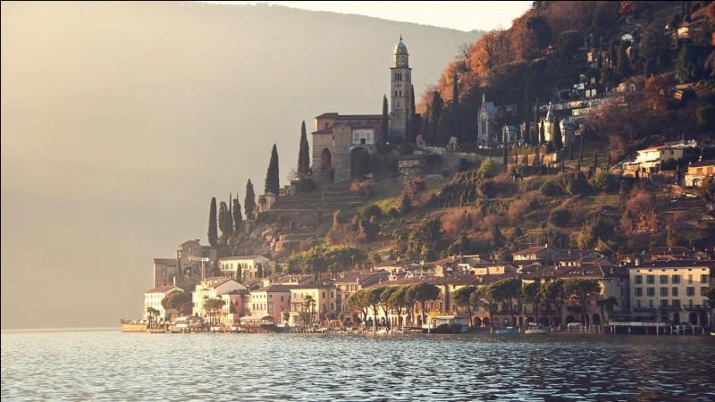 Lugano est une ville de Suisse.