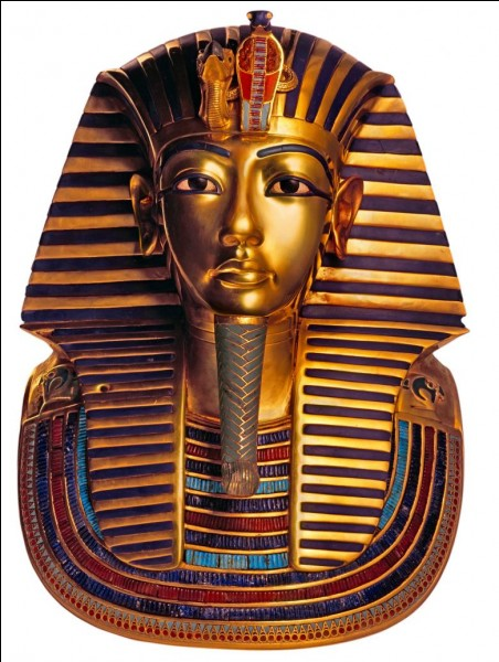 Le Pharaon d'Égypte Toutankhamon est décédé à l'âge de dix-neuf ans.