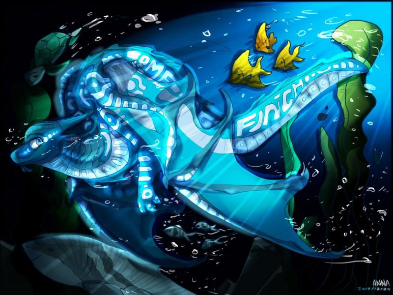 Qui est l'assassin des œufs royaux femelles Ailes de Mer ?