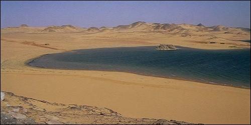 Quel lac le haut barrage d'Assouan a-t-il donné naissance ?