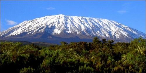 Quel est l'autre nom du mont Kilimandjaro ?