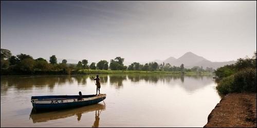 Quelle est la couleur du Nil en Ethiopie ?