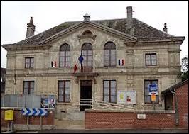 Commune Axonaise, Molinchart se situe en région ...