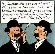 Comment peut-on différencier Dupond et Dupont ?