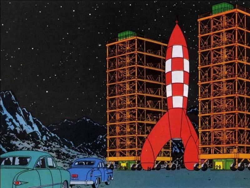 Parmi les personnages qui embarquent à bord de la fusée lunaire, lesquels sont clandestins ?