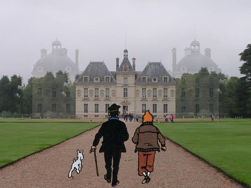 L'univers de Tintin (2)