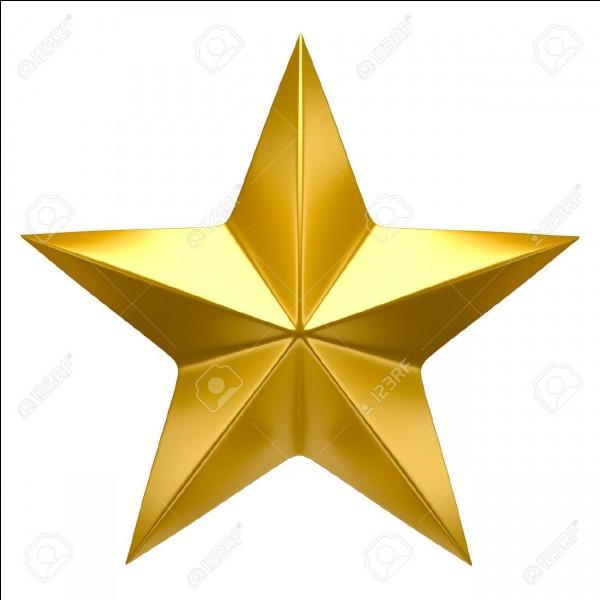Quelles sont les deux formes dans l'étoile de Bendy ?