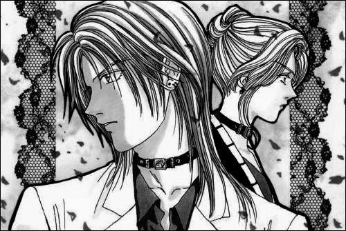 De quel manga suis-je le personnage ?