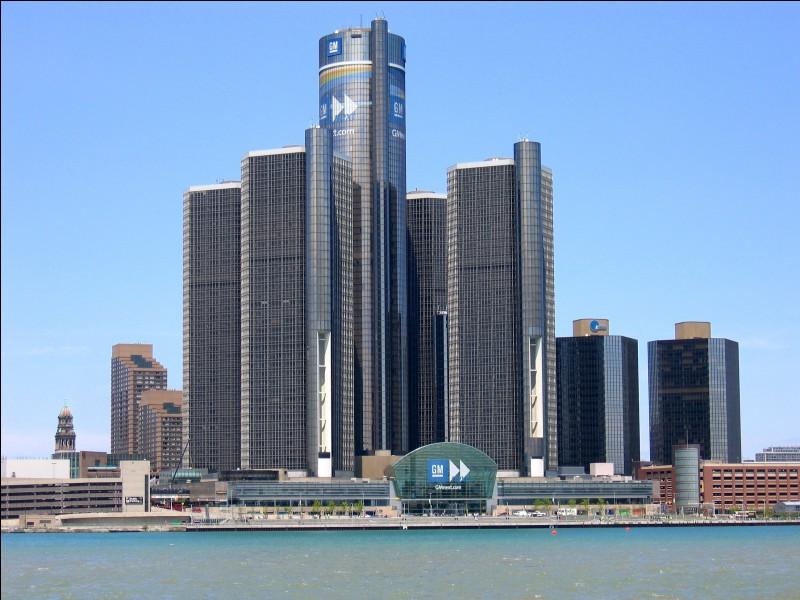 Comment appelle-t-on les habitants de Détroit aux États-Unis ?