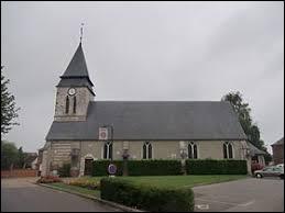 Vous avez sur cette image l'église Saint-Pierre du Bosc-Roger-en-Roumois. Ancienne commune Euroise, elle se situe en région ...