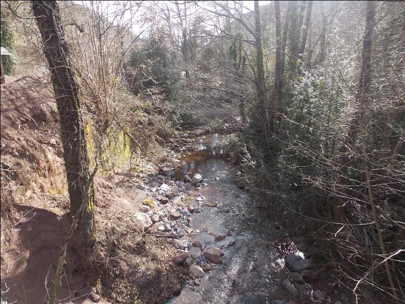 Quel et le nom de cette rivière ?