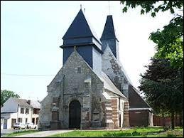 Nous sommes dans les Hauts-de-France devant l'église Notre-Dame de Froissy. Commune de l'arrondissement de Clermont, elle se situe dans le département ...