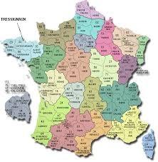 Saurez-vous situer ces communes ? (1730)