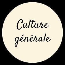 Culture générale : à vous de jouer ! (2)