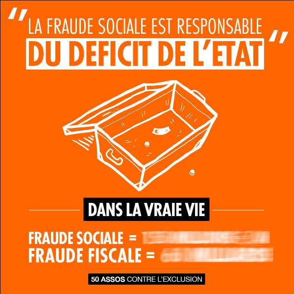 La fraude sociale est en grande partie responsable du déficit de l'Etat. Vous en êtes sûr, monsieur Elkabach ?
