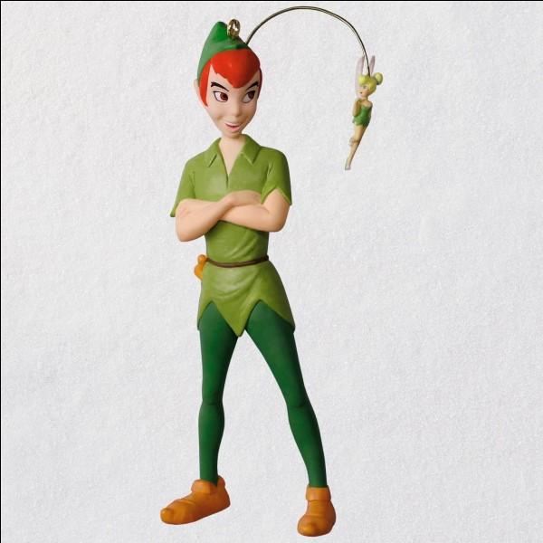 De quelle couleur est Peter Pan ?