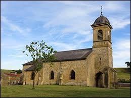 Nous sommes devant l'église Saint-Hilaire de Brouennes. Village du Grand-Est, il se situe dans le département ...