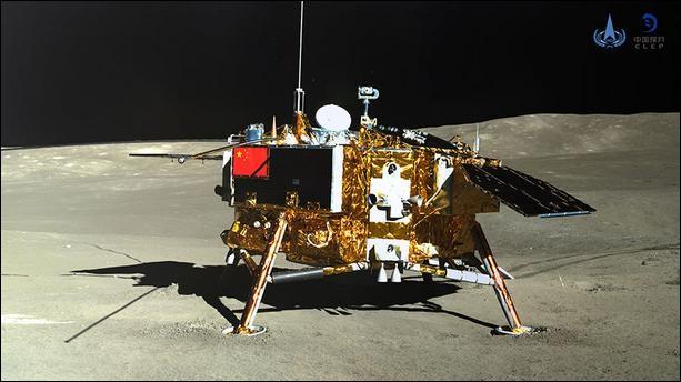 3 janvier : premier alunissage sur la face cachée de la Lune par la sonde chinoise. Mais quel est le nom de cette sonde ?
