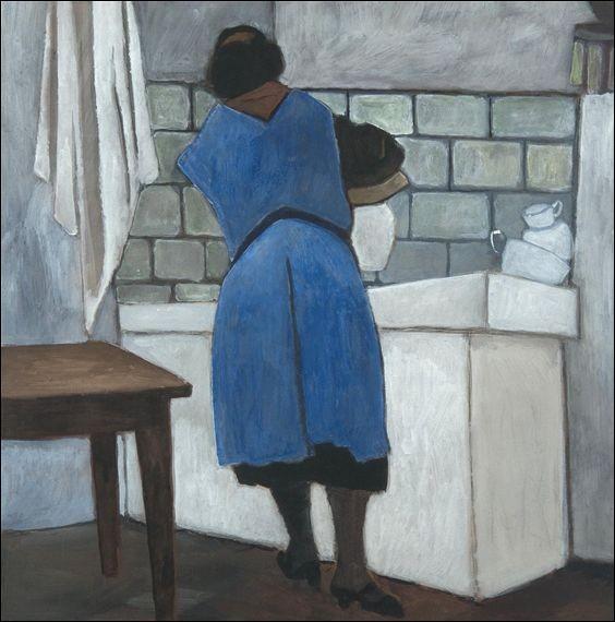 """Qui est le peintre de """"La Cuisinière Rachel"""" ?"""