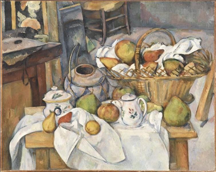 """Qui a peint """"La Table de cuisine"""" ?"""